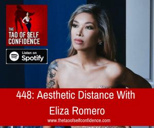Aesthetic Distance With Eliza Romero