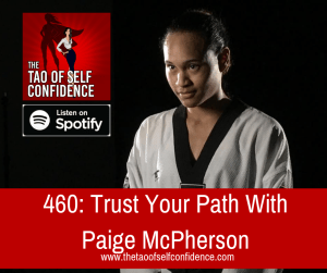 Trust Your Path With Paige McPherson