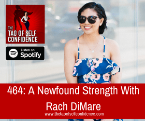 A Newfound Strength With Rach DiMare