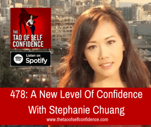 A New Level Of Confidence With Stephanie Chuang