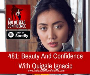 Beauty And Confidence With Quiggle Ignacio