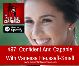 Confident And Capable With Vanessa Heussaff-Small