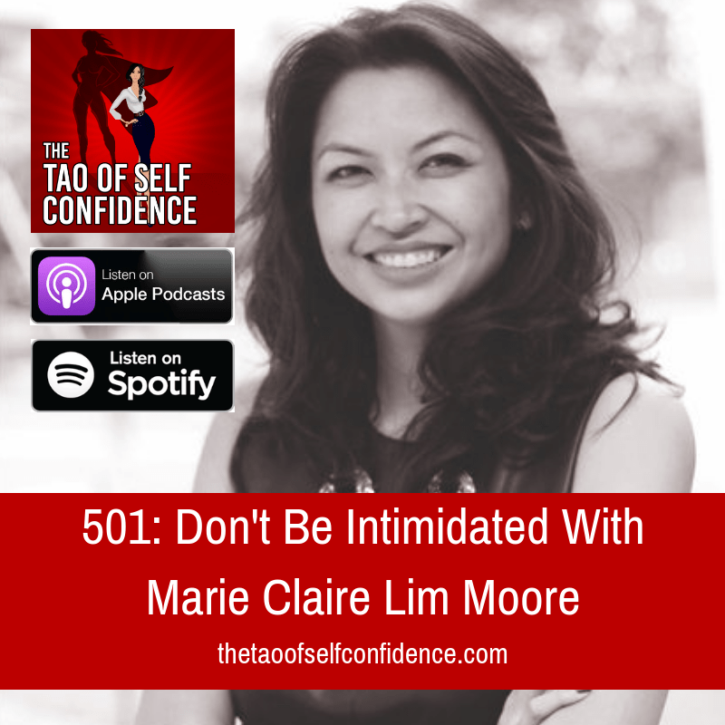 Don't Be Intimidated With Marie Claire Lim Moore