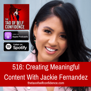 Creating Meaningful Content With Jackie Fernandez