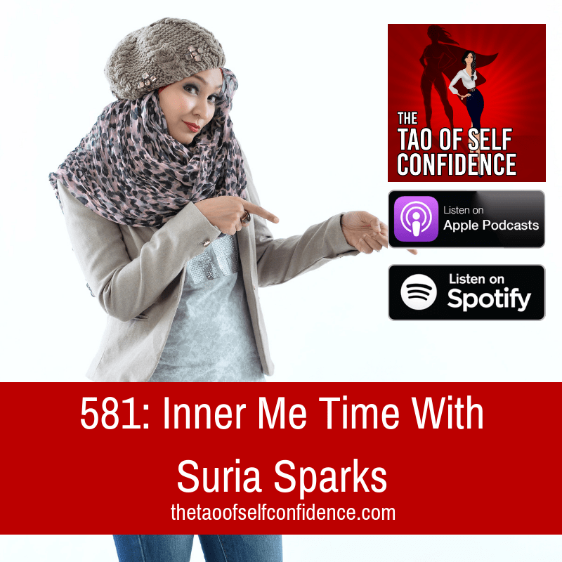 Inner Me Time With Suria Sparks