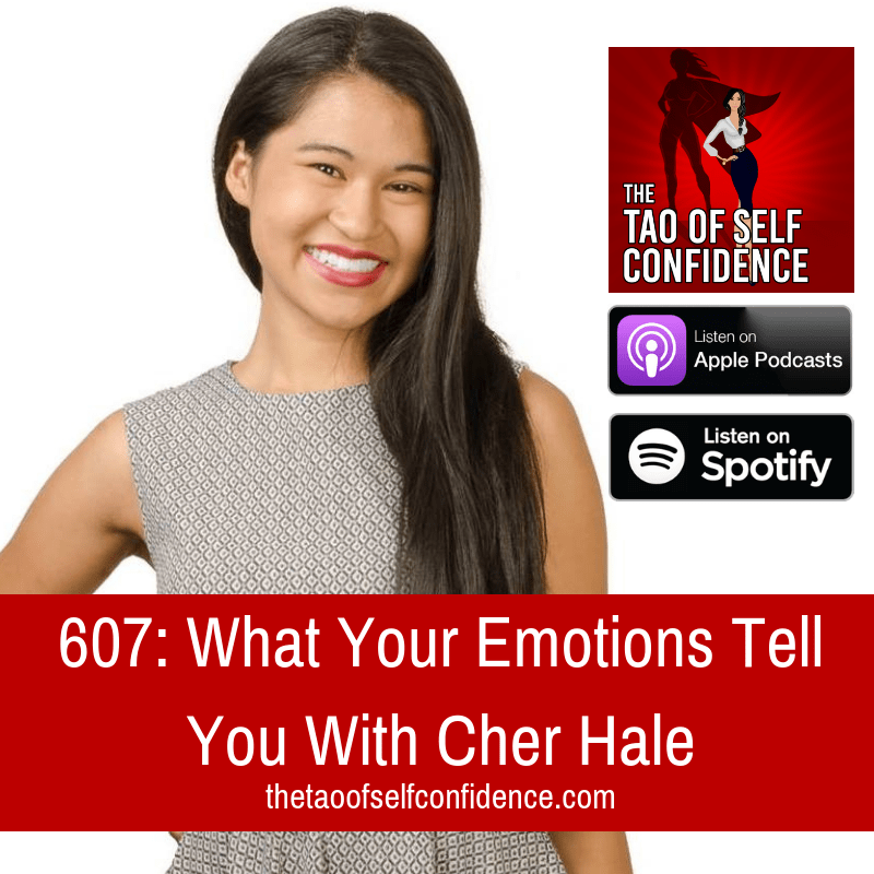 What Your Emotions Tell You With Cher Hale
