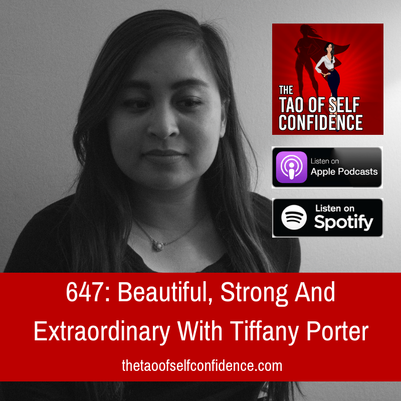 Beautiful, Strong And Extraordinary With Tiffany Porter