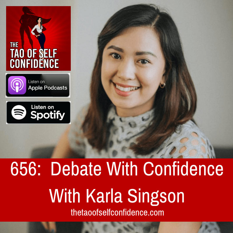 Debate With Confidence With Karla Singson