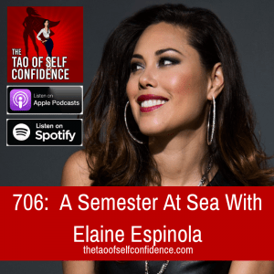 A Semester At Sea With Elaine Espinola