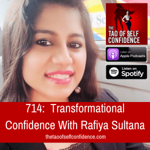 Transformational Confidence With Rafiya Sultana