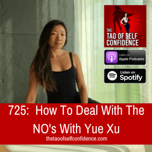 How To Deal With The NO's With Yue Xu