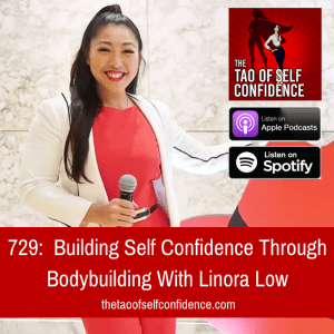 Building Self Confidence Through Bodybuilding With Linora Low