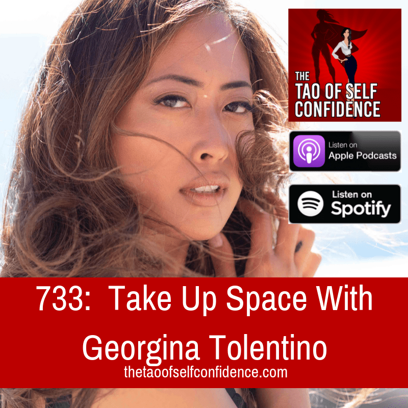 Take Up Space With Georgina Tolentino