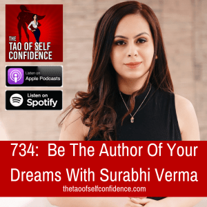 Be The Author Of Your Dreams With Surabhi Verma