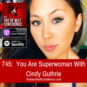 You Are Superwoman With Cindy Guthrie