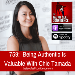 Being Authentic Is Valuable With Chie Tamada