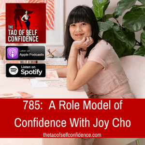 A Role Model of Confidence With Joy Cho