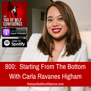 Starting From The Bottom With Carla Ravanes Higham