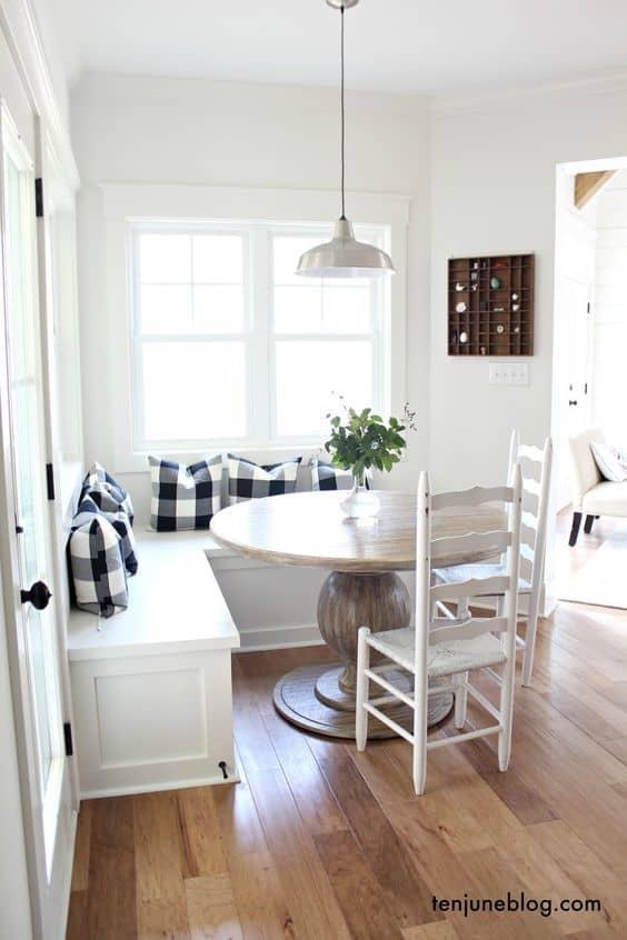buffalo plaid chair pottery barn leather dining chairs 10 ways to add check | thetarnishedjewelblog