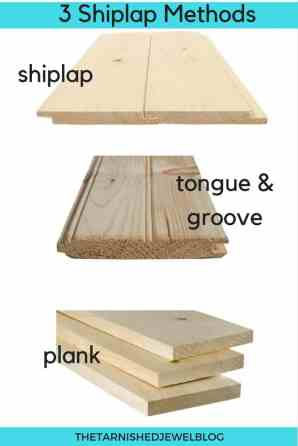 Shiplap Guide: Shiplap, Tongue & Groove, and Plank Walls