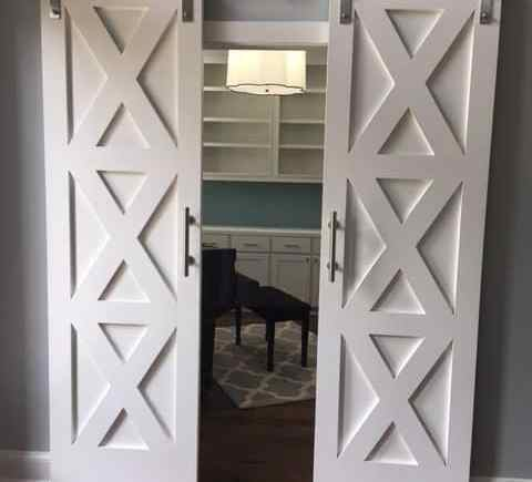 I Know That Barn Doors Have Been Around For Awhile Now But STILL Believe They Are Worth All The Hype Since Joanna Chip Put Them On Map In Home