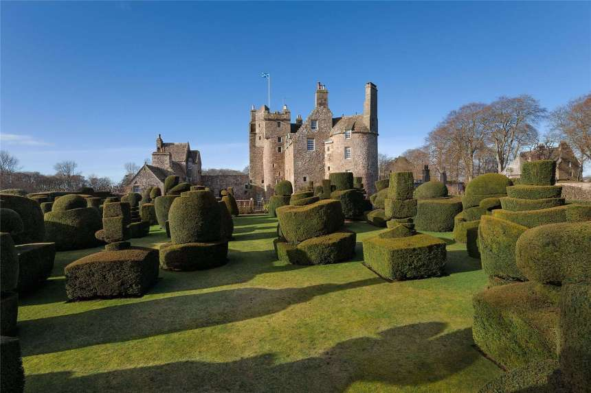 Picture of Earshall Castle for Sale