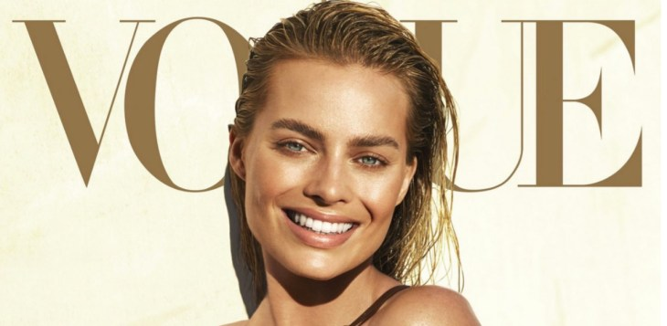 Margot Robbie  Vogue