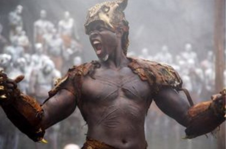 Djimon Hounsou as Chief Mbonga