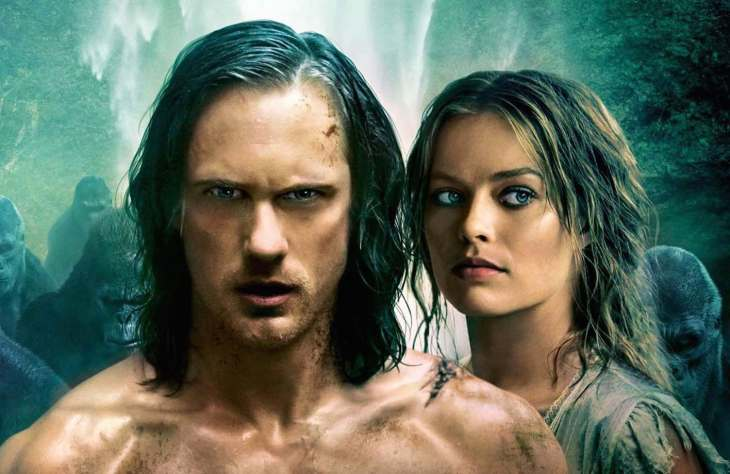 Legend of Tarzan Paint