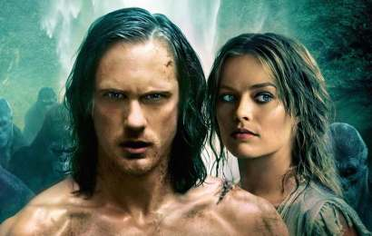 Legend of Tarzan Paint