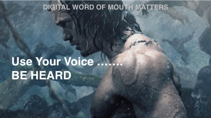 LOT DIGITAL WORD OF MOUTH
