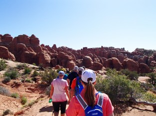 entering the Fiery Furnace