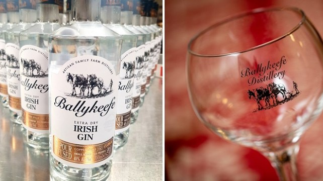 Win the Ultimate Gin Experience with a Masterclass at Ballykeefe Distillery for a Group of Four, along with Overnight Accommodation at Pembroke Kilkenny