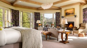 Sheen Suite at Sheen Falls Lodge