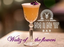 The Mint Bar Waltz of the flowers