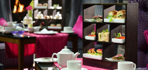 Experience a decadent afternoon treat of Sparkling Fusion Tea for Two People at the fairytale setting of Clontarf Castle Hotel for €49.95