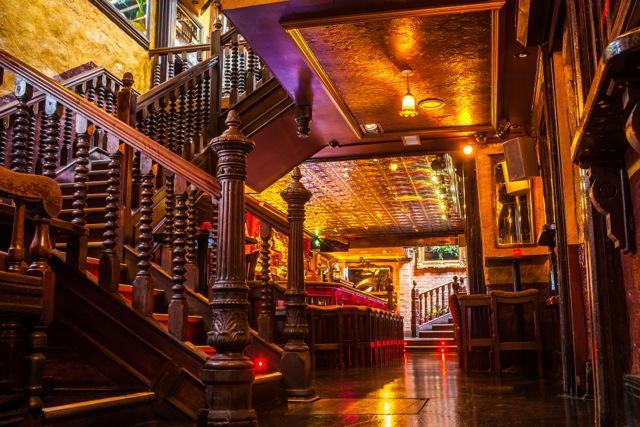 the front door pub galway