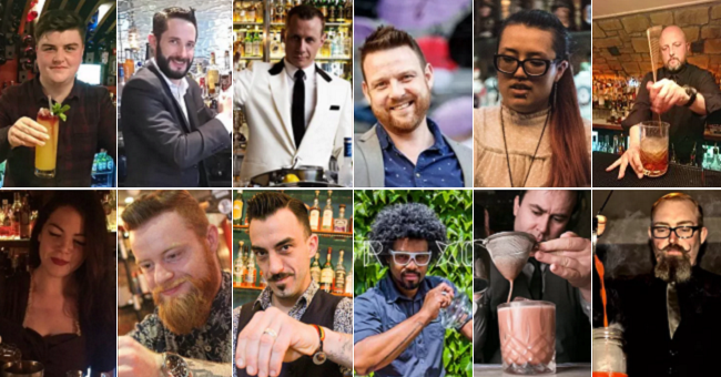 Meet 20 of Ireland's Top Mixers and Shakers Stirring the Country's Bartending Scene | best bartenders in Ireland