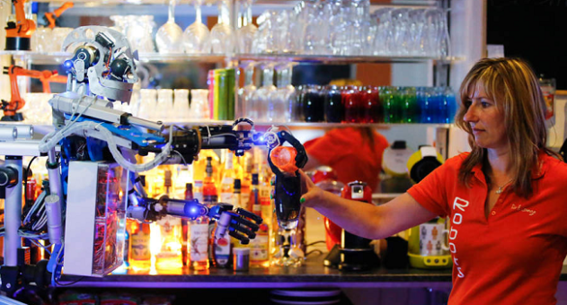 The Science Fiction Drinks that Might Become a Reality Sooner than We Think