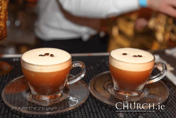 espresso martini The Church
