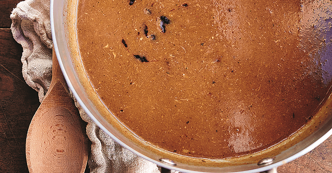 Get-Ahead Gravy Recipe by Jamie Oliver