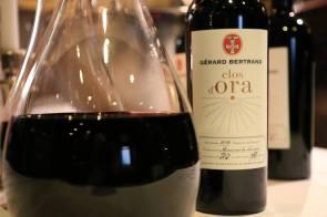 Le Clos d'Ora wine -GB