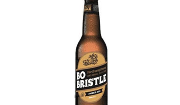 BO BRISTLE AMBER ALE 50CL