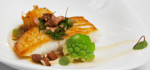 Wild Halibut Recipe by Chef James Doyle