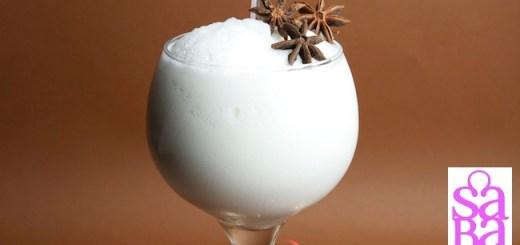Saba's Master Mixologist creates Christmas Cocktails