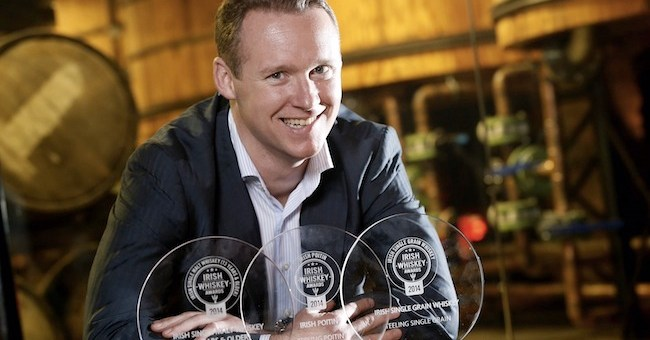 Teeling Whiskey Picks Up Three Accolades at Irish Whiskey Awards