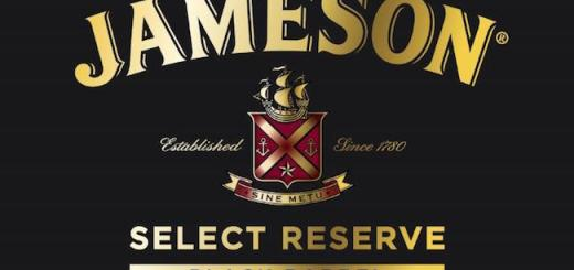 Embrace the New Year with a Jameson Select Reserve Black Barrel gift box - Closed