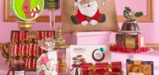 Win a Santa's Sack of Christmas Treats - Closed