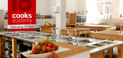 Win a Cooks Academy One Day Course (valued at €150) - Closed