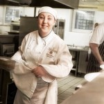Faithlegg Head Chef Jenny